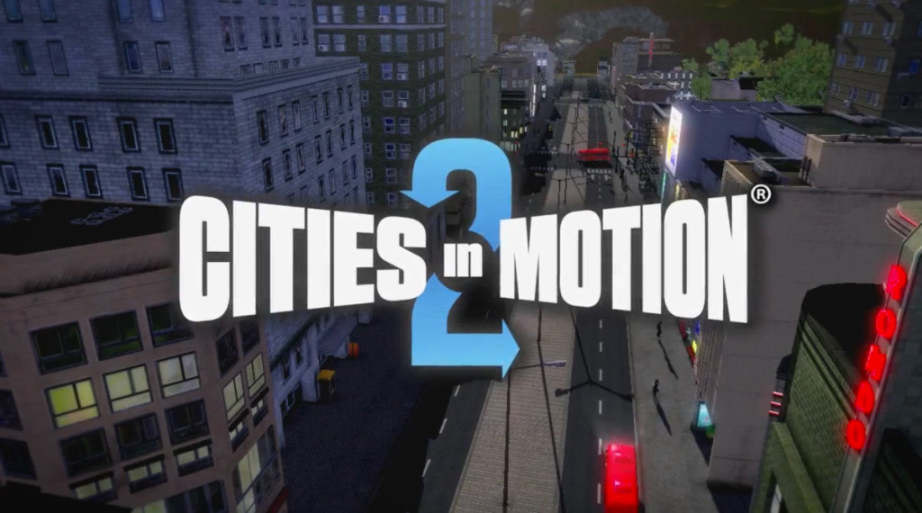 Cities of Motion 2 - The Modern Days