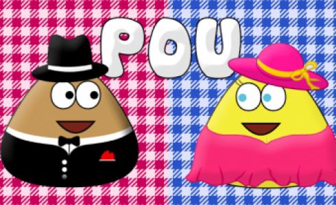 pou customization