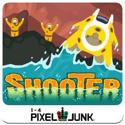 game - Pixeljunk_shooter