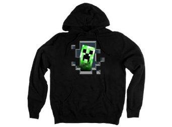inside hoodie