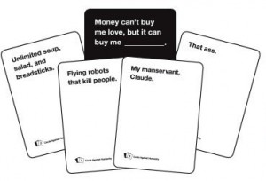 weird game-cards-against-humanity