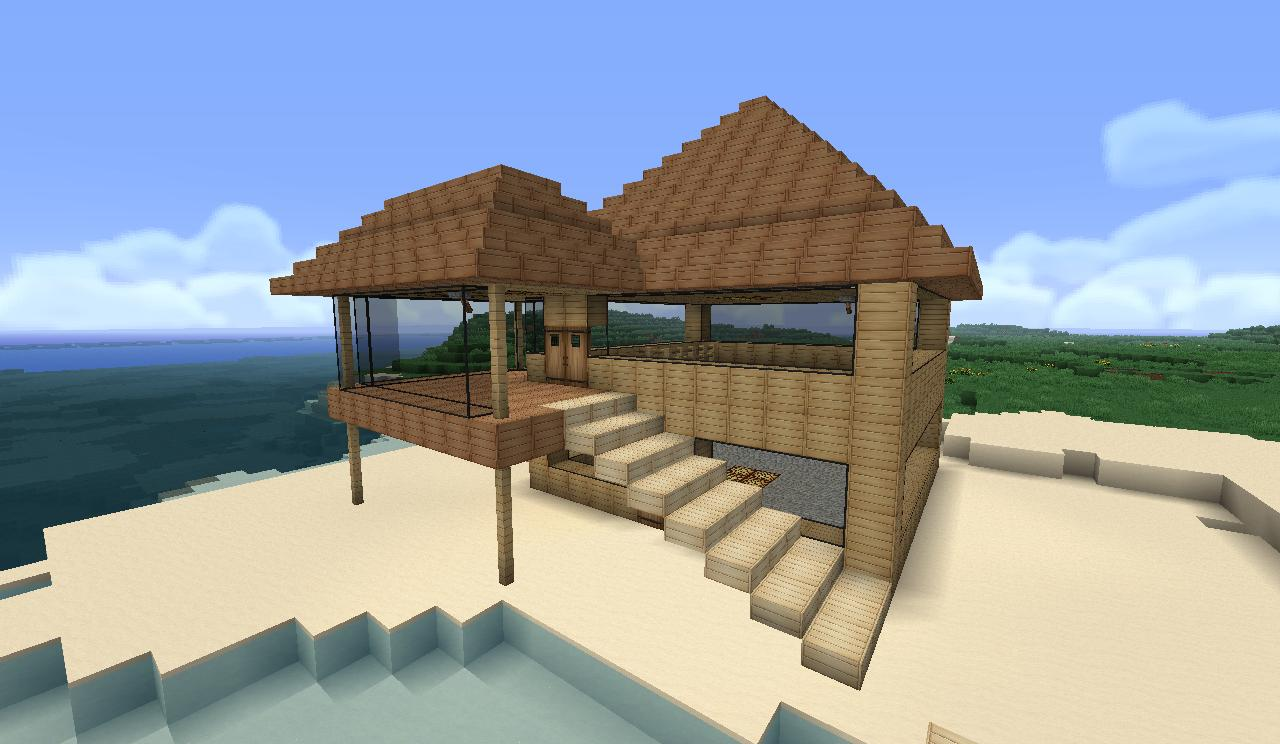 Minecraft seeds let you enjoy minecraft more than ever for The cool house