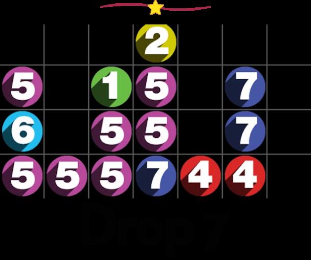 drop 7