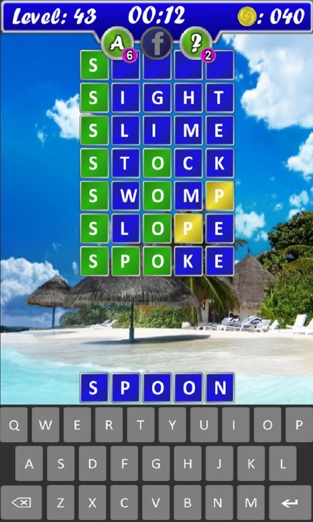 WordGo Word Puzzle
