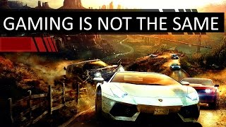 top things I missed about gaming
