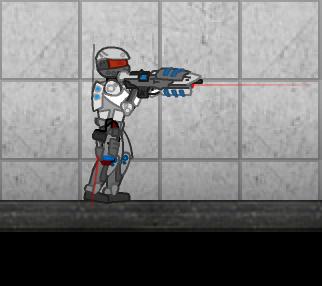 Plazma Burst 2 marine soldier