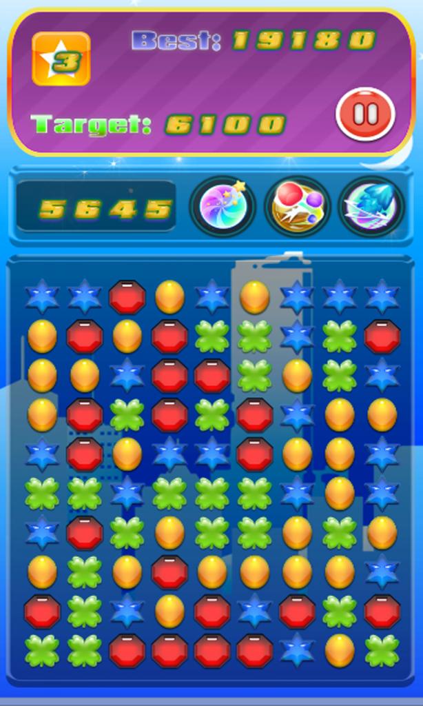 Jewels Blast Mania screenshot