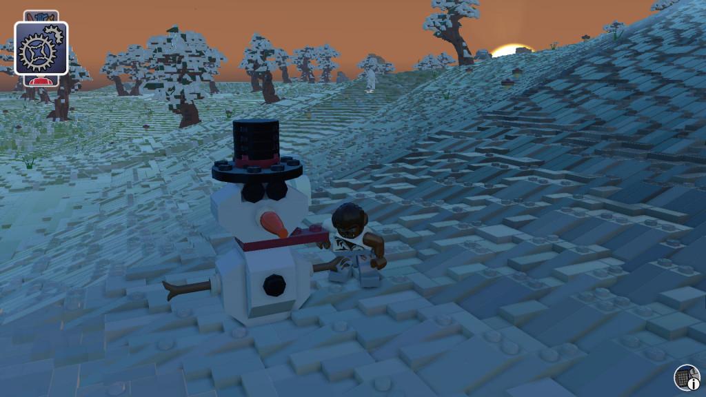 legoworlds snowman