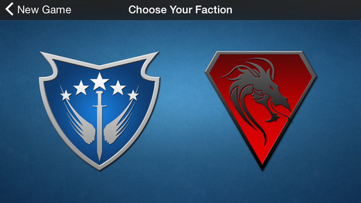 choose your faction