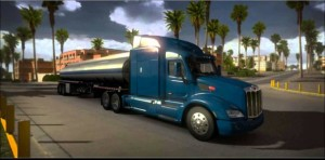 American truck simulator Trucks model 3