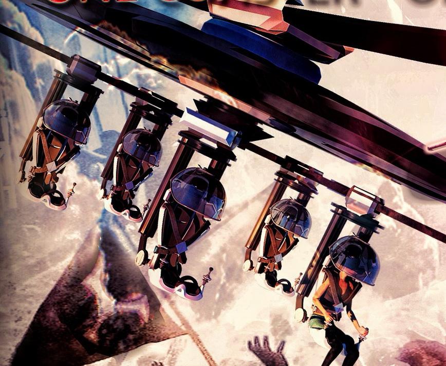 Matrix Force Super Coaster