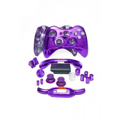 chrome purple shell