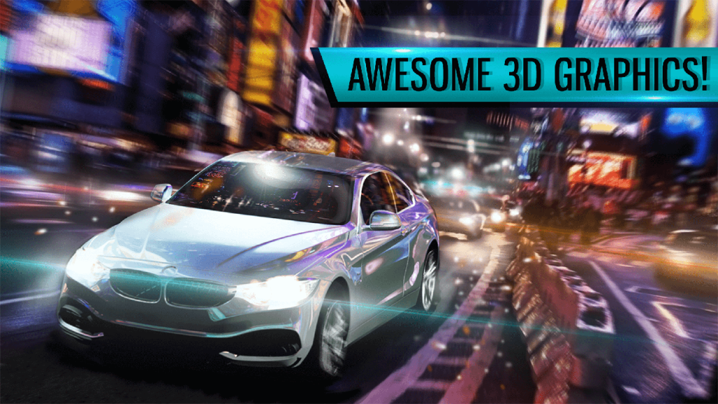 Parking Ace 3D graphics