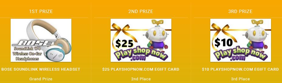Great Prizes
