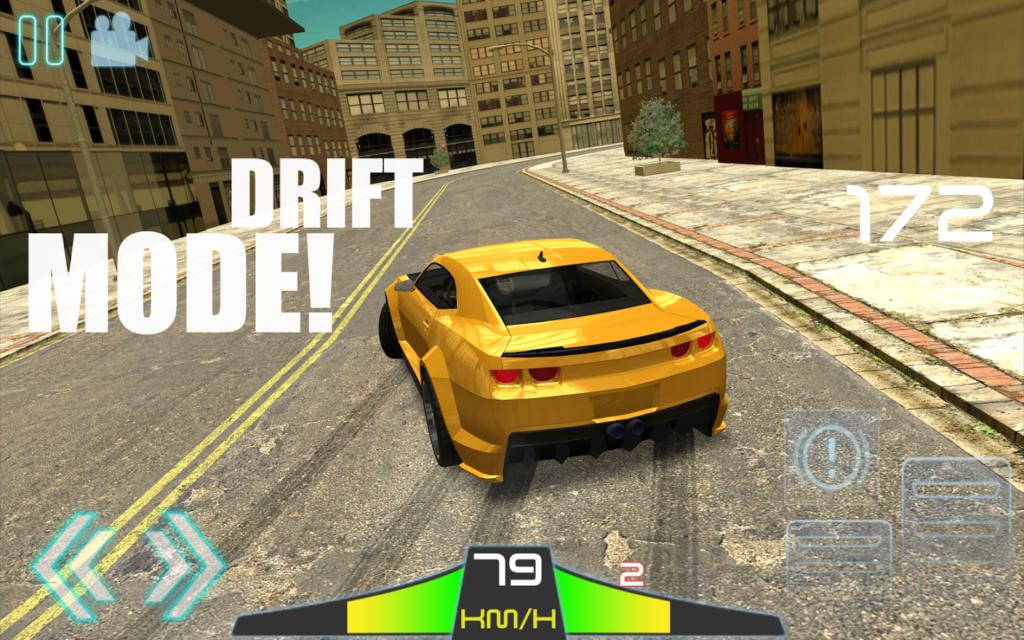 drift mode