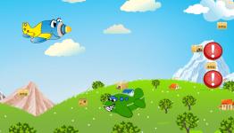 free airplane games