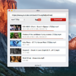 Airy for YouTube videos to mac