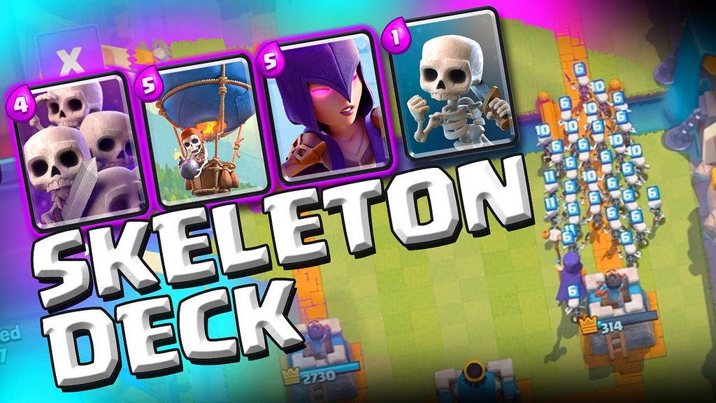 selection deck on gamescatalyst