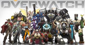 Overwatch action figures