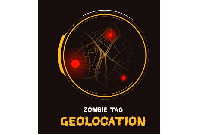 Zombie Tag Geolocation