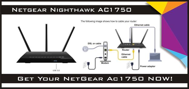 Netgear Nighthawk AC1750