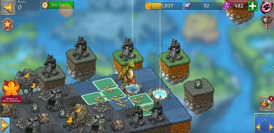 Merge Dragons challenge 9