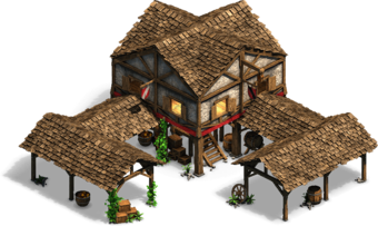 Age of Empires 2: Definite Edition house